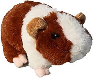 Elfishgo Stuffed Animal Guinea Pig brown, 6.3 inches, 16cm, Plush Toy