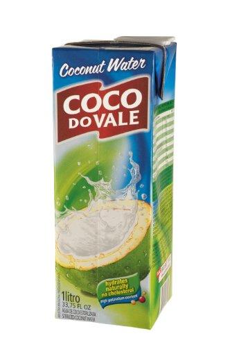 Água de Coco Kokoswasser 1 Liter,