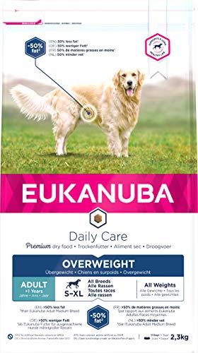 Eukanuba Croquettes Daily Care - Chien Adult Sterilsé - 2,3kg