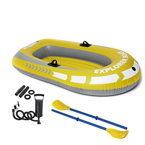 Kayak hinchable HLW Sports