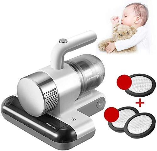 Perfect Zhoumei 99,99% Sterilisatie en Anti huisstofmijt Stofzuiger Household Handheld UV Matras Stofzuiger Anti-allergeen Cleaner for Bekleding matrassen en kussens gordijnen Banken Carpets