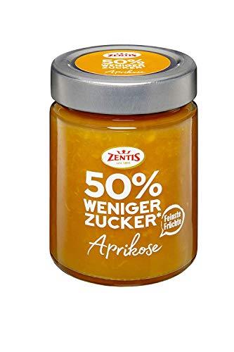 Zentis 50% weniger Zucker Aprikose, 195 g
