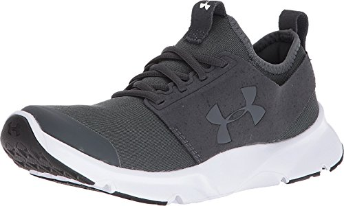 Under Armour Herren Women's Drift Mineral Running Shoes Turnschuh, schwarz/weiß, 39 EU