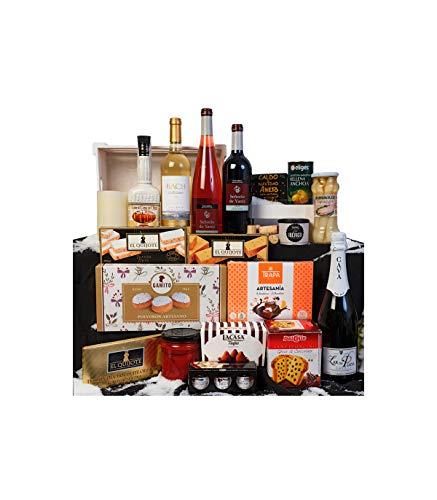 Cestas de navidad Gourmet Gran selección Lote 2