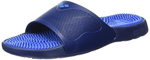 Arena Marco X Grip sandali di nuoto misto, unisex, 80634, Solid FastBlu/Marine, 37