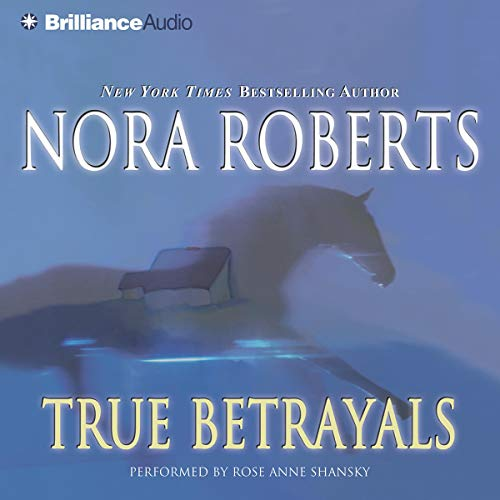 True Betrayals audiobook cover art