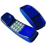 Loggyland Kindertelefon für Spielturm Spielhaus (blau)