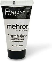 Mehron Makeup Fantasy F/X Water Based Face & Body Paint (1 oz) (White)