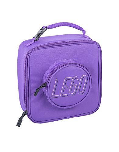 LEGO Unisez Brick Lunch, Purple, One Size
