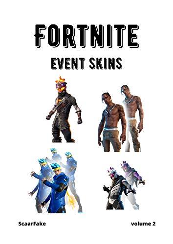 FORTNITE - Event Skins - Volume 2 (English Edition)