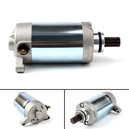 Artudatech Motor de arranque para motocicleta, motor de motor de repuesto para Yamaha XT125R 05-08 YB125 YBR125ED 05-14 YBR125ESD 2008/2011