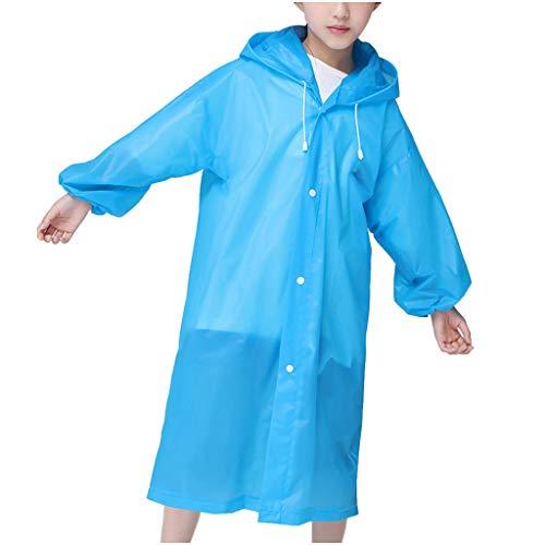 Lulupi Regenponcho Extra Lang Regenmantel Atmungsaktiv Dicke Regenjacke Regencape,Einweg/Mehrweg Notfallponcho Wasserdicht Wiederverwendbar Regen Poncho für Damen und Herren