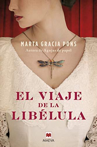 El viaje de la libélula: El poder del destino y la pureza de los diamantes convierten esta novela histórica en una joya por descubrir (Grandes Novelas)