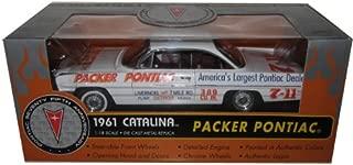 1961 Pontiac Packer Catalina 75th Anniversary 1:18 ERTL LtdEd