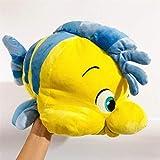 zhenxin Plush Toy 1pieces 48cm Flounder Plush Doll Gift Children's Toys