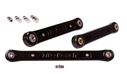 Tite-Reach - Schraubenschlüssel-Verlängerung, Schwarz, 1