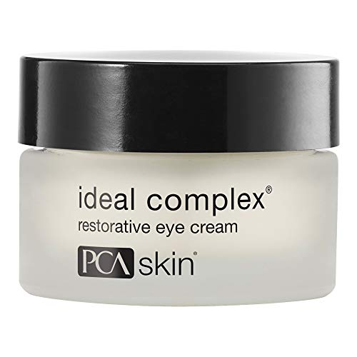 PCA SKIN Ideal Complex Restorative Eye Cream - Anti-Aging & Firming Eye Treatment for Dark Circles, Safe for use on Eyelids (0.5 oz)