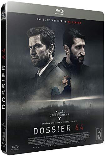 Les Enquêtes du Département V : Dossier 64 [Blu-Ray]