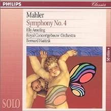 Mahler: Symphony No. 4 by Elly Ameling