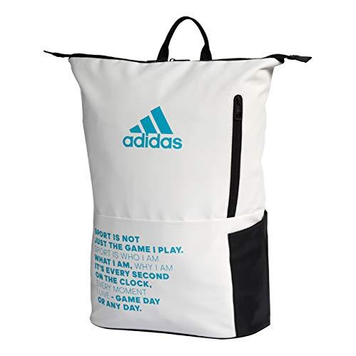 Adidas Padel Mochila MultiGame Blanco 2020, Adultos Unisex, White, Talla Única