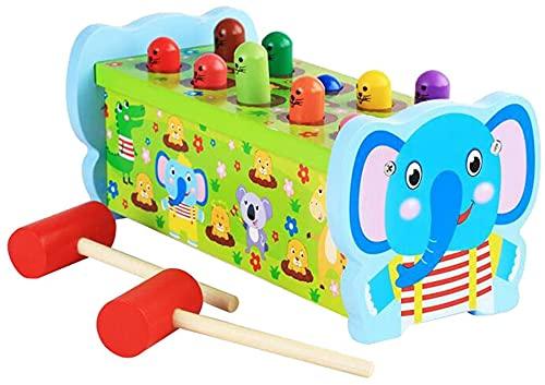 N-K Spiel Geburtsfeier Buntes Holzspielzeug Nützlich und praktisch