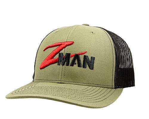 Z-MAN Structured Trucker Hat - Loden/Black