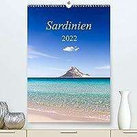 Sardinien / CH-Version (Premium, hochwertiger DIN A2 Wandkalender 2022, Kunstdruck in Hochglanz): Europas Perle (Monatskalender, 14 Seiten )