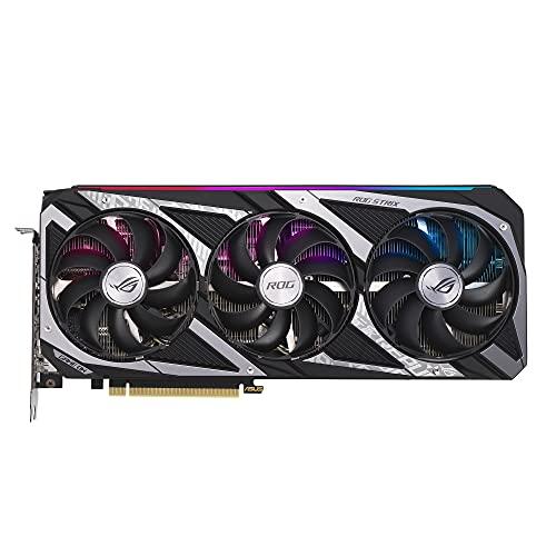 ASUS ROG -STRIX-RTX3060-O12G-V2-GAMING NVIDIA GeForce RTX 3060 12GB GDDR6