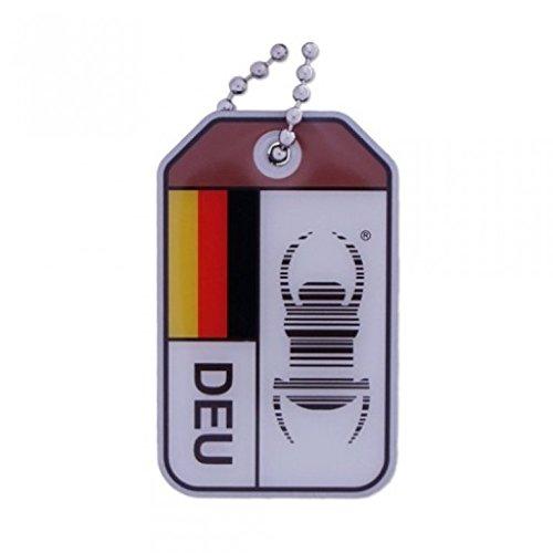 Geocaching Travel Bug® Origins -Germany Deutschland Traveltag Travelbug. F82 Geocaching Geschenk Trackables, TB, Coin, Coins, mit Travelbug Geocoin