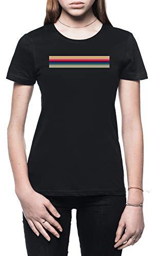 Rundi Suerte Decimotercero Mujer Camiseta Negro Tamaño XXL - Women's T-Shirt Black