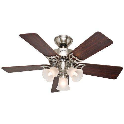 Top 10 ceiling fan nickel 42 inch for 2020