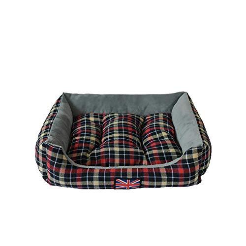 Rodite Hundebett Hundekissen reduziert Gelenkschmerzen Tuch Tierbett Katzenbett Hundesofa Hundekorb waschbar optimaler Liegekomfort für Ihr Haustier