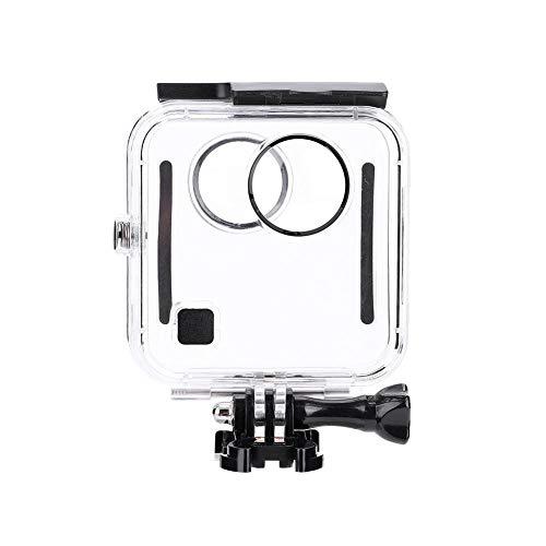 Behuizingskoffer voor GoPro Fusion, 45 m onderwaterduikbox Duik beschermende behuizing met beugelaccessoires