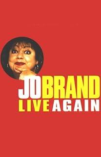 Jo Brand Live Again cover art
