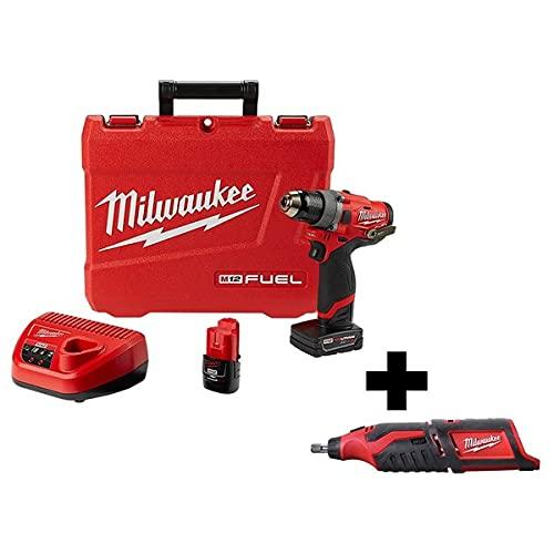 MILWAUKEE'S Cordless Drill, 1/2