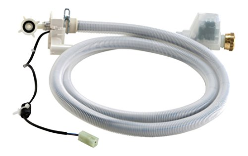 DREHFLEX - SCHLA224 - Aquastopschlauch/Schlauch/Wasserblock-Zulaufschlauch passt für diverse Waschmaschine von Bosch/Siemens/Neff etc. passt für Teile-Nr. 00296063/296063 / Type87