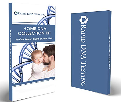 Rapid DNA Paternity Test Kit   All Lab Fees & Shipping to Lab Included  ...
