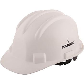 Karam Safety Helmet PN-521 Nape Type - White