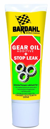 Bardahl 3119 Gear Oil Additive Plus Stop Leak - 8 oz.