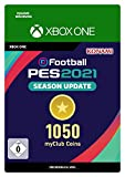 eFootball PES 2021 SEASON UPDATE Club Coin 1050   Xbox One - Download Code