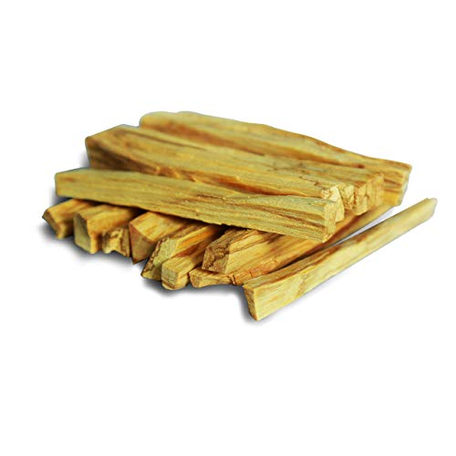 Palillos madera Palo Santo DHYANA - 17 piezas 6 gramos