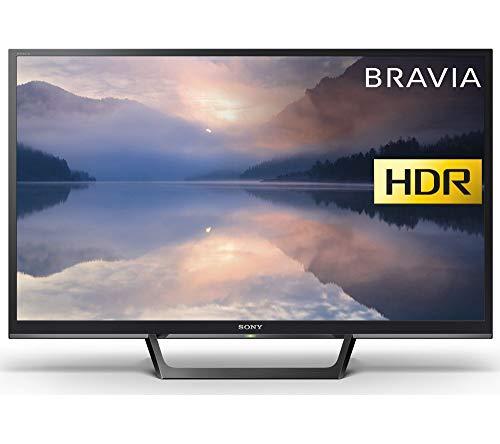 Sony Bravia KDL32W6103 32-Inch HD Ready HDR TV (X-Reality PRO, USB HDD Recording), Black