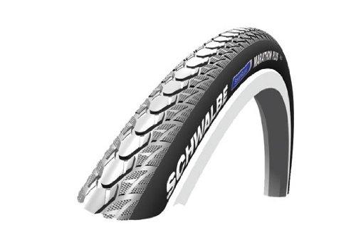 Schwalbe Schwc004 - Neumático para silla de ruedas (60,9 x 2,5cm), color gris