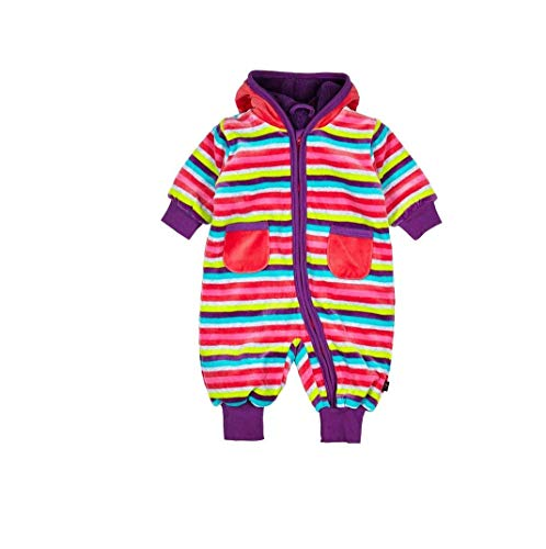 Titti Baby Velours Costume Nicki Taille 74 Teaberry