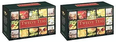 Ahmad Tea Gift Box, Enveloped Teabags