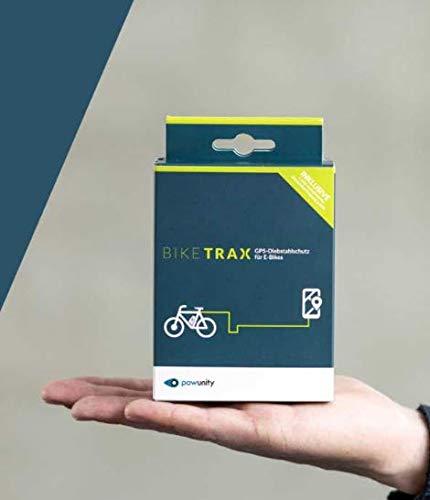 PowUnity BikeTrax GPS für Bosch (Gen4) Ebike Diebstahlschutz