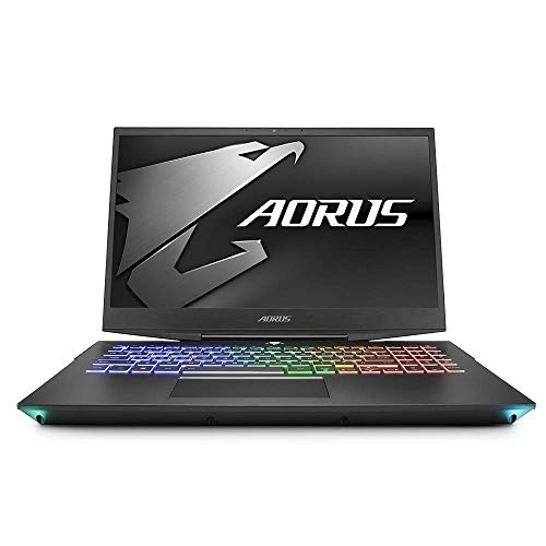 Gigabyte AORUS 15 - Intel Core i7 9750H, Nvidia GeForce RTX2060, LG 144Hz FHD IPS Display, Windows 10 (AORUS 15-WA-7DE0252W)
