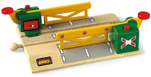 BRIO Bahn 33750 - Magnetische Kreuzung