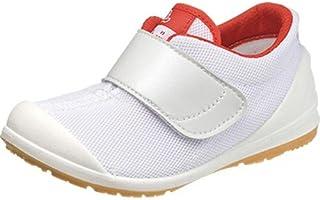 asahi shoes(アサヒシューズ) KIDS(キッズ用/ジュニア用/子供用) アサヒ健康くん 502A 3E 【ホワイト/レッド】24.5cm