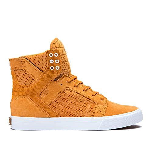Supra 08003-011-m-10h - Zapatillas de Moda para Hombre, Hombre, 08003-298, Desert White, 41 UE